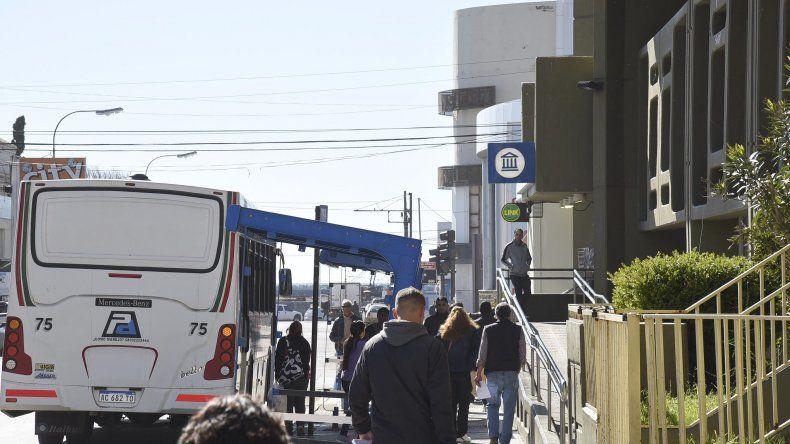 El municipio presupuestó 180 millones para sostener el transporte público de pasajeros