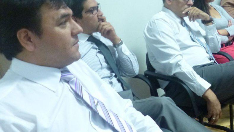 Condena de dos años y seis meses de prisión efectivos para Joel Narváez