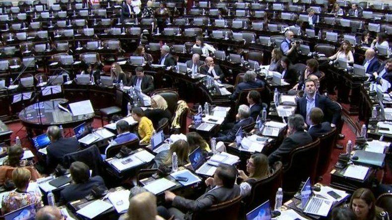 Seguí en vivo la sesión en la que discute el Presupuesto 2019