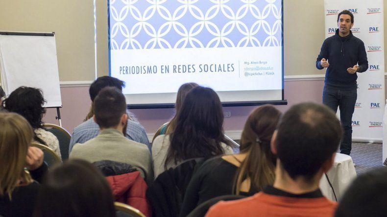 Alexis Burgos será uno de los especialistas a cargo del curso que auspicia PAE.
