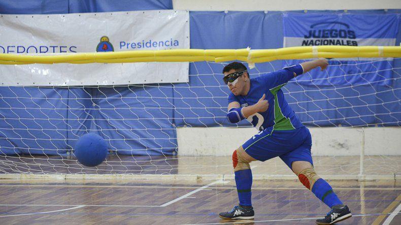 El deporte y la inclusión van de la mano en los Juegos Deportivos Evita.