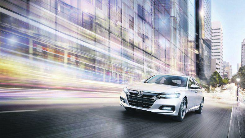Honda Accord: Símbolo de alta gama
