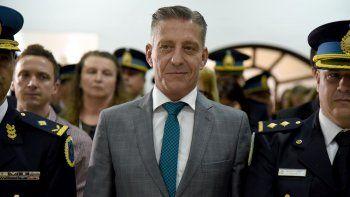 Arcioni encabezó un acto homenaje por la Semana de la Policía Federal