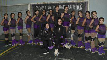 Sonia Gagliano estará de nuevo presente en la ciudad para brindar una capacitación con la Escuela de Patín Sueños Sobre Ruedas.
