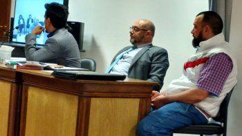 Marcos García está siendo juzgado por tentativa de homicidio.