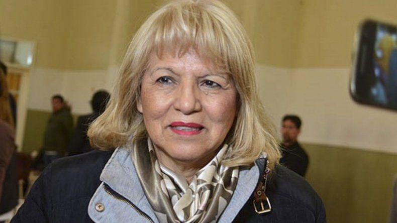 Rosa Muñoz votó a favor del presupuesto nacional 2019.