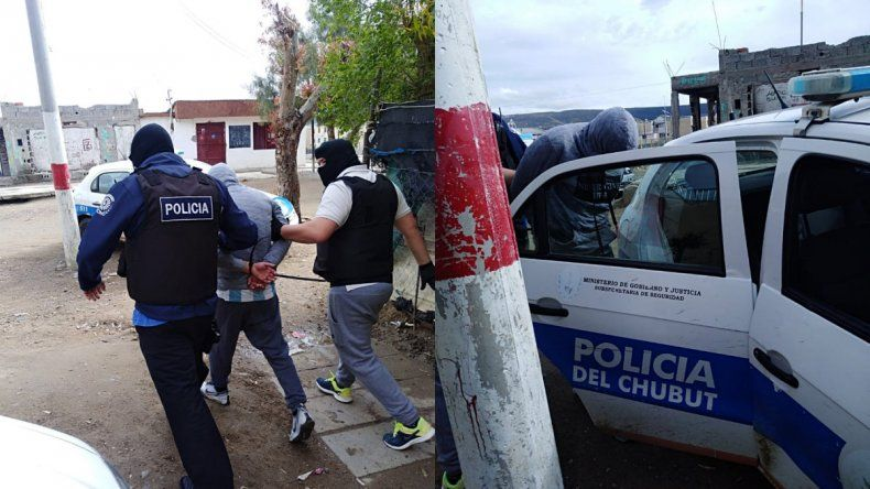 Allanamientos en las 1008 Viviendas y un detenido por un hombre baleado en la cabeza