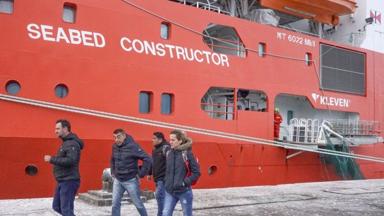 Ocean Infinity abandona la búsqueda del submarino ARA San Juan