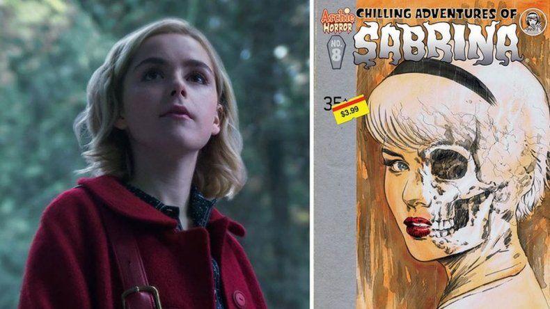 Hoy se estrenó la remake de Sabrina