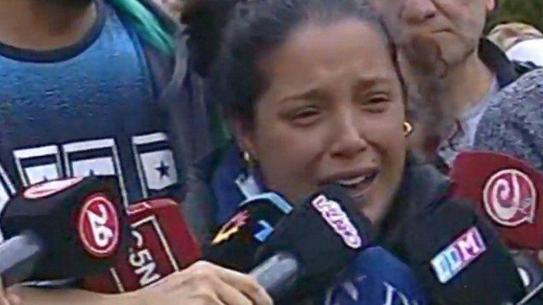 La madre de Estefanía pidió pena de muerte para el asesino de su hija