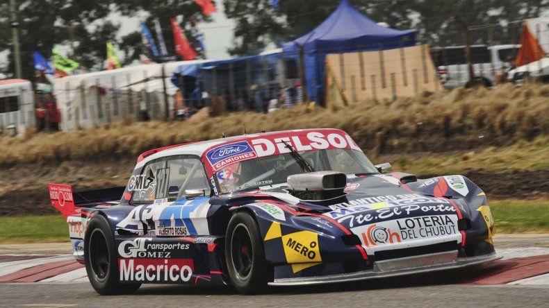 Marcelo Agrelo fue octavo en la primera clasificación y buscará seguir sumando puntos.