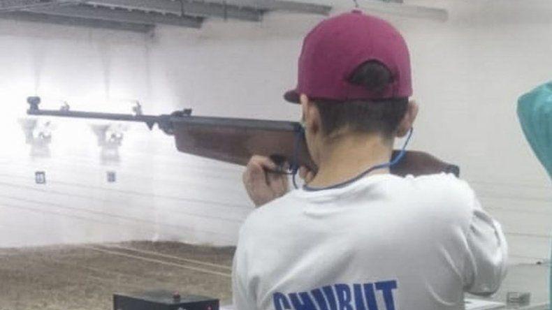 El tiro sumó tres preseas para Chubut.