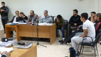 Mantienen la prisión preventiva de los seis sospechosos del robo a la escribanía Reigada