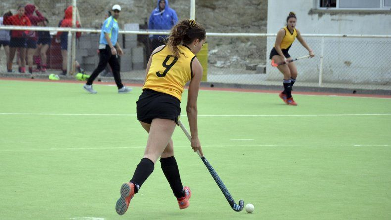 Náutico Rada Tilly es uno de los líderes que tiene el torneo Clausura de campo.