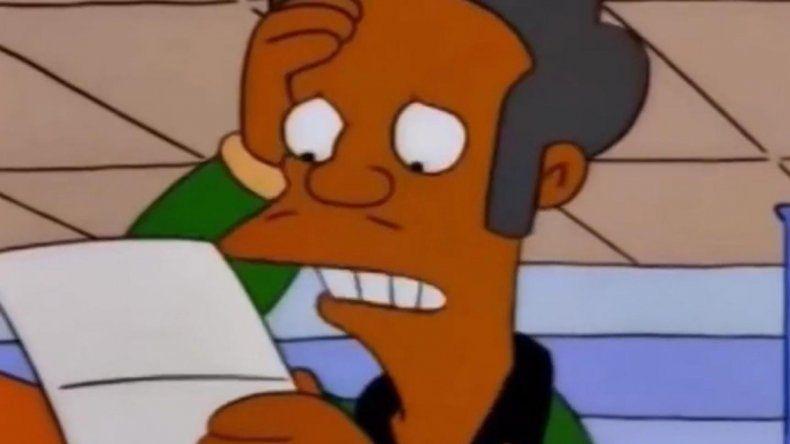 ¿Por qué Apu no saldrá más en Los Simpson?