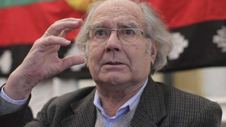 Pérez Esquivel advirtió que la Argentina podría avanzar por el mismo camino