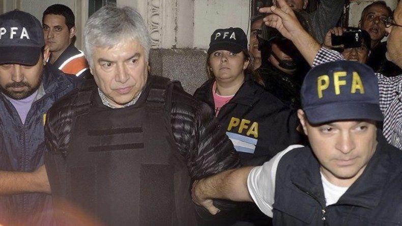 Lázaro Báez empieza a ser juzgado por lavado de dinero.