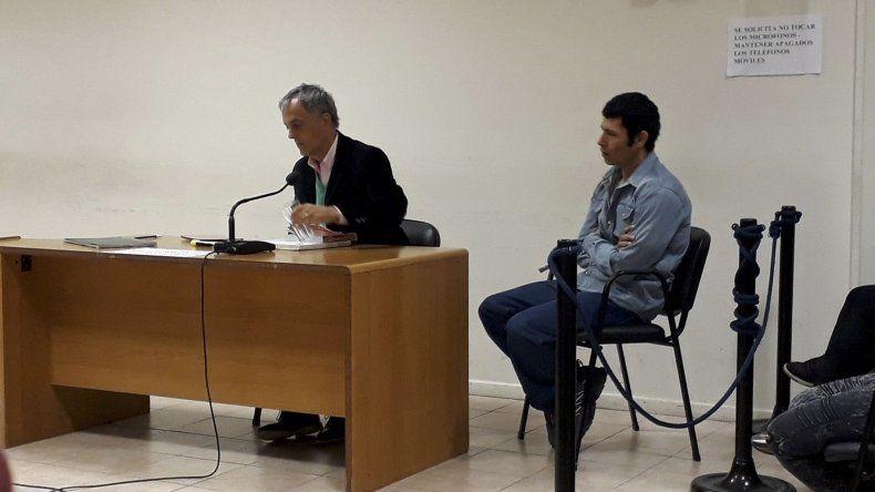 José Manuel Pérez está dispuesto a admitir que fue quien bajó de una Kangoo esa mañana y disparó a mansalva contra el grupo en el que se hallaba la víctima fatal.