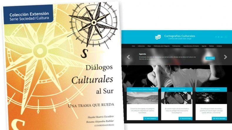 Presentan Diálogos culturales al sur y Cartografía Cultural de la Cuenca
