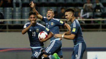 Salió la nueva lista de la Selección argentina