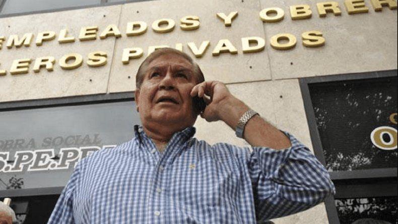 Pereyra, cuestionado por sus dichos sobre la muerte del petrolero