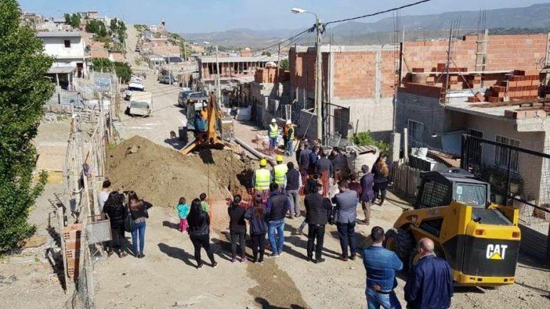 La urbanización en Las Américas beneficiará a unas 400 familias