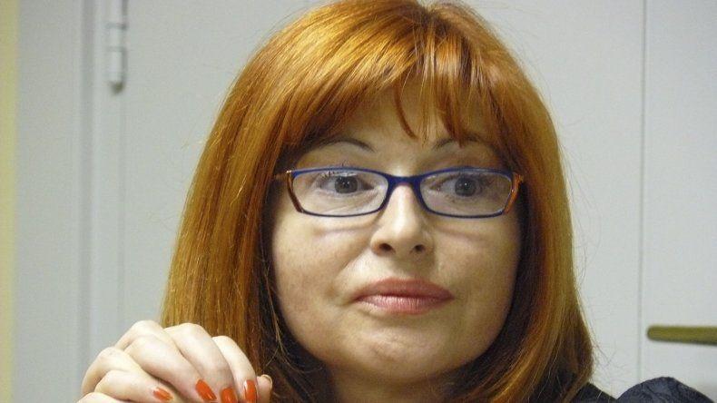 Rosa González no tenía un poder firmado para representar a su asistida por lo que la audiencia se postergó hasta el lunes.