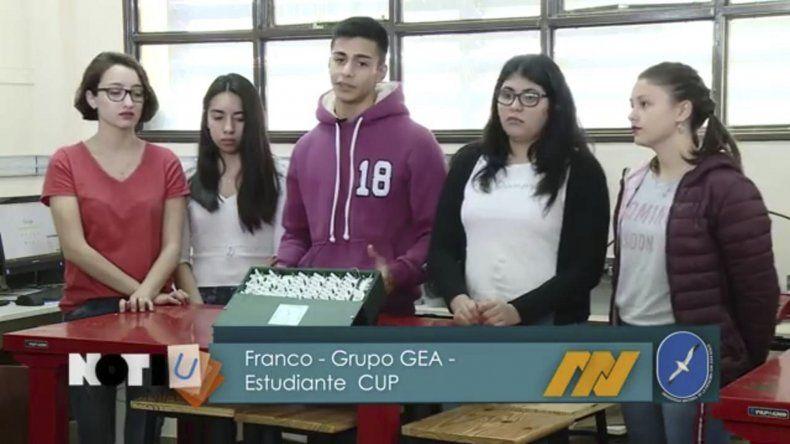 Estudiantes del CUP se clasificaron para  la fase nacional de la Feria de Innovación