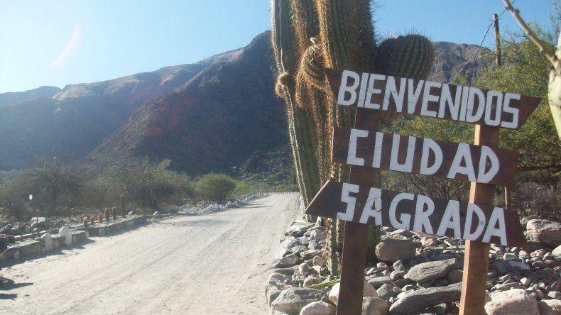 Tucumán lleva la idea del Macchu Pichu a la Fortaleza de los Quilmes