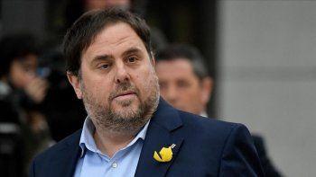 La fiscalía española pide hasta 25 años de prisión para líderes secesionistas catalanes