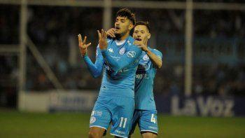 Belgrano se llevó la victoria ante Gimnasia