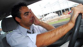 otra recomendacion del gobierno: no usar el aire acondicionado del auto para ahorrar nafta