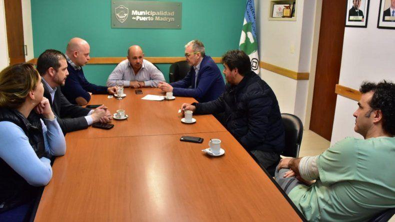 Sastre destacó el diálogo y la coordinación de acciones con ministros provinciales
