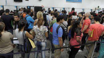 Chubut recibirá venezolanos que huyen por la crisis