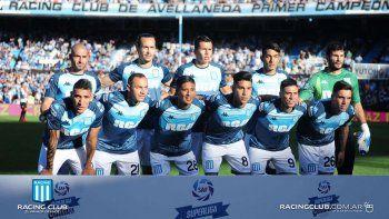 Racing continúa en lo más alto de la Superliga