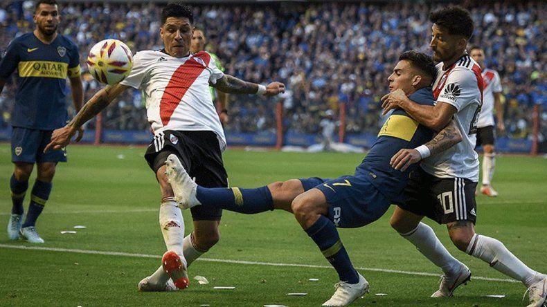 Cambiaron el horario de los Superclásicos de la Libertadores