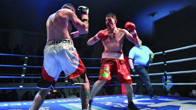 Rodrigo Maizares peleará este fin de semana en Buenos Aires y será por un título.