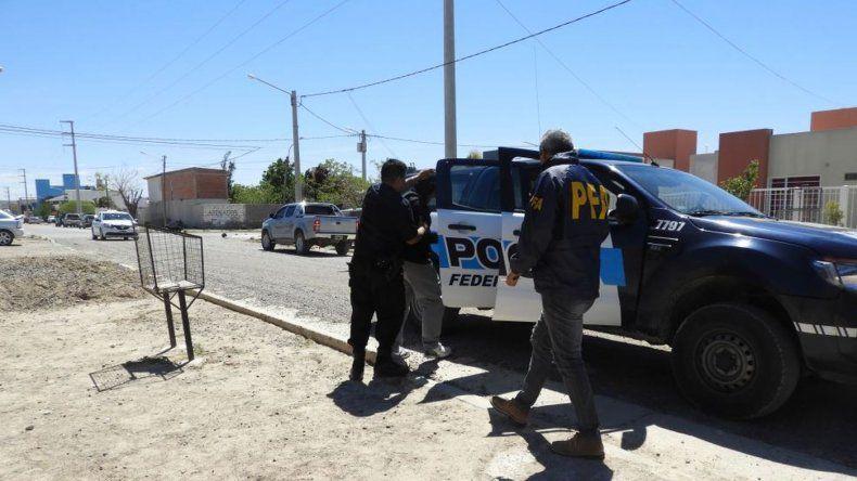 Cayó en Puerto Madryn un narcotraficante prófugo de la justicia