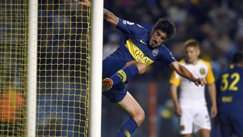 Pablo Pérez desafiante en la previa a la gran final