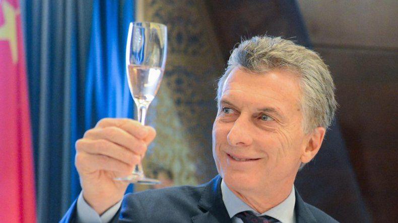 Macri volvió a confirmar que quiere cuatro años más de gobierno