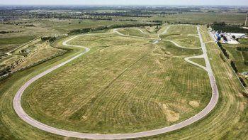 El circuito de La Plata donde este fin de semana se correrá la undécima fecha de la temporada de Top Race.
