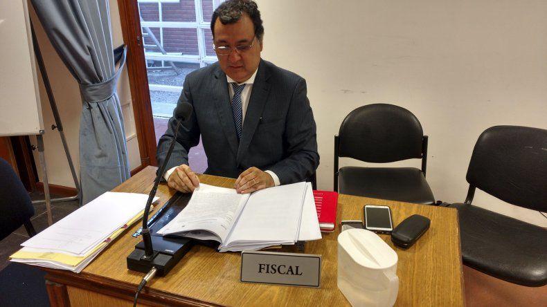 El fiscal Gonzales Meneses pretende que la pena de un año en prisión sea esta vez de cumplimiento efectivo.