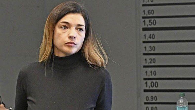 Natalia Mc Leod permanece detenida desde el 7 de marzo.
