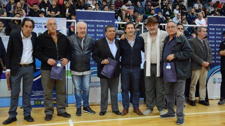 Se disputa en Comodoro Rivadavia el Sudamericano de Clubes de Futsal
