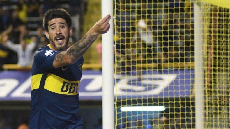 Preocupación de Boca a días del Superclásico: Pablo Pérez tiene una molestia