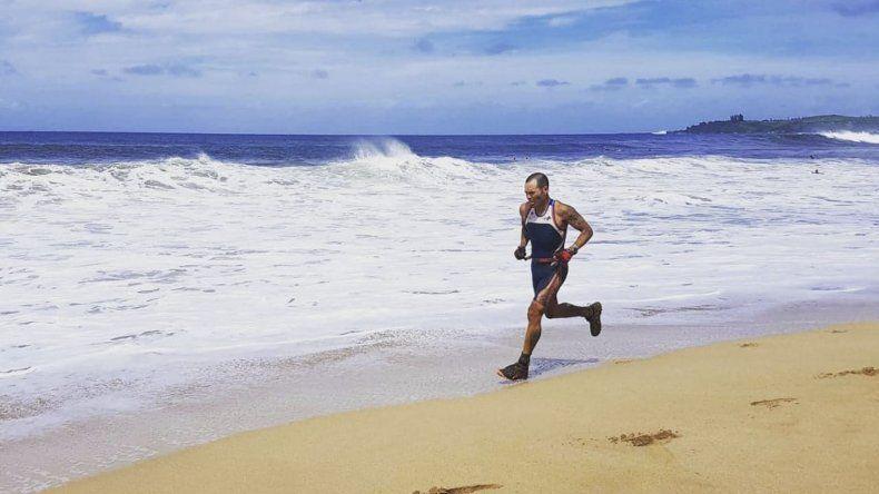 Martín Bravo regresó más que satisfecho de Hawai.