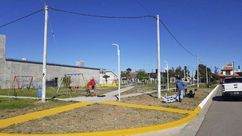 Desde el municipio piden a los vecinos estar atentos ante posibles casos de vandalismo.