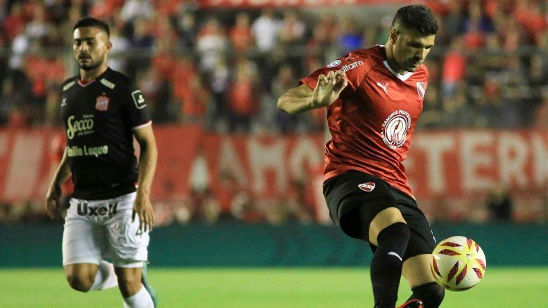 Independiente ganó su partido pendiente ante San Martín de Tucumán