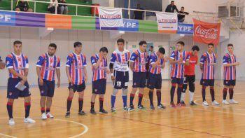 Tiburón-MyL quedó eliminado del Sudamericano de Clubes