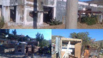 Después del temporal en Laprida hay vecinos que todavía esperan ser reubicados